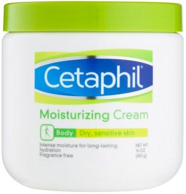 Cetaphil Moisturizers krem nawilżający dla skóry suchej i wrażliwej