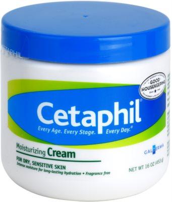 Cetaphil Moisturizers hydratační krém pro suchou a citlivou pokožku 1