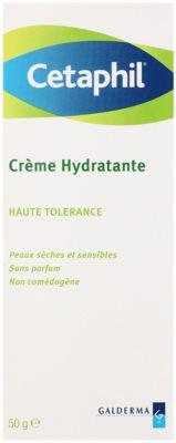 Cetaphil Moisturizers hydratačný krém na tvár a telo pre suchú až citlivú pleť 2