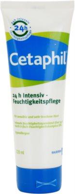 Cetaphil Moisturizers creme intensivo hidratante para peles secas e sensíveis