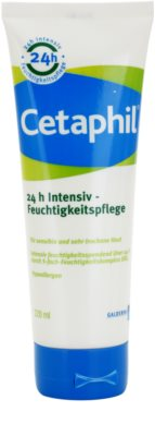 Cetaphil Moisturizers intenzivna vlažilna krema za suho in občutljivo kožo