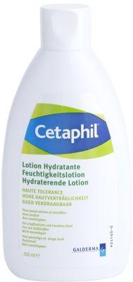 Cetaphil Moisturizers hidratáló tej az érzékeny száraz bőrre