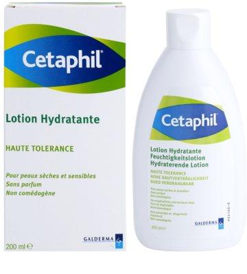 Cetaphil Moisturizers leite hidratante para pele seca e sensível 1