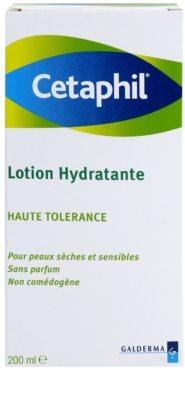 Cetaphil Moisturizers feutigkeitsspendende Milch für empfindliche trockene Haut 2