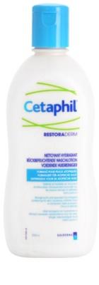 Cetaphil RestoraDerm feuchtigkeitsspendende Duschcreme für juckende und gereizte Haut 2