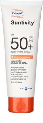 Cetaphil Suntivity liposomalny balsam ochronny SPF 50+
