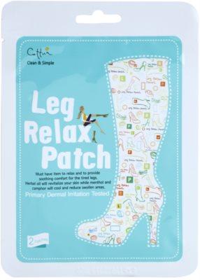 Cettua Clean & Simple Relax-Maske für müde Beine