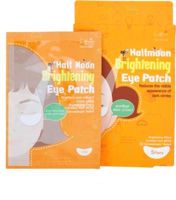 Cettua Clean & Simple aufhellende Hautmaske für die Augenpartien 1