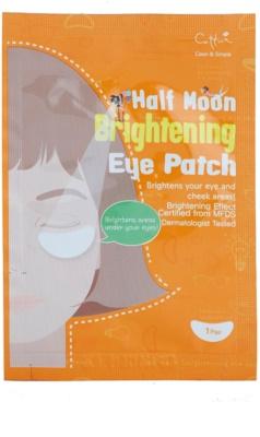 Cettua Clean & Simple aufhellende Hautmaske für die Augenpartien