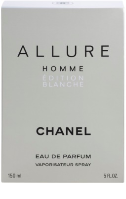 Chanel Allure Homme Édition Blanche parfumska voda za moške 4
