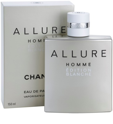 Chanel Allure Homme Édition Blanche parfumska voda za moške 1