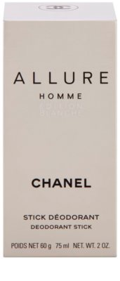 Chanel Allure Homme Édition Blanche deostick pro muže 3