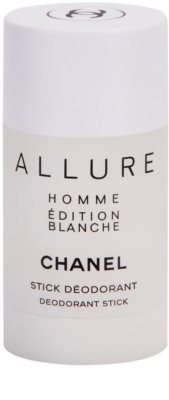 Chanel Allure Homme Édition Blanche deostick pro muže 1