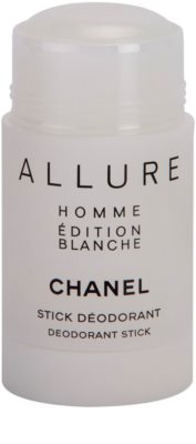 Chanel Allure Homme Édition Blanche deostick pro muže 2