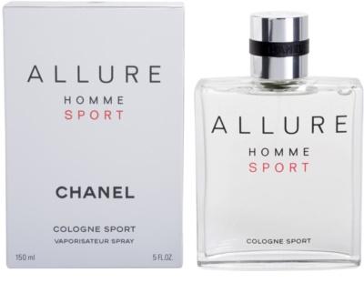 Chanel Allure Homme Sport Cologne colonia para hombre