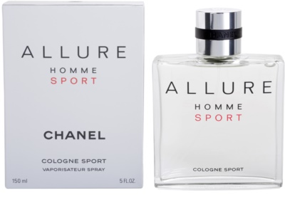Chanel Allure Homme Sport Cologne kölnivíz férfiaknak