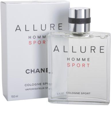 Chanel Allure Homme Sport Cologne colonia para hombre 1