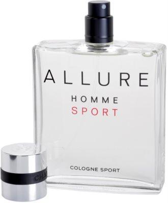 Chanel Allure Homme Sport Cologne colonia para hombre 3
