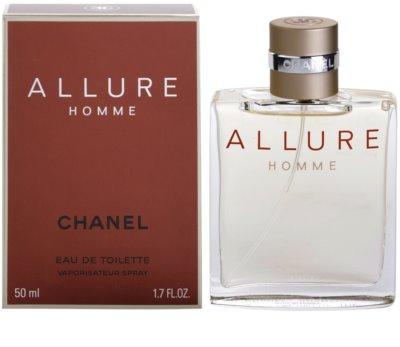 Chanel Allure Homme Eau de Toilette für Herren