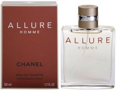 Chanel Allure Homme eau de toilette para hombre