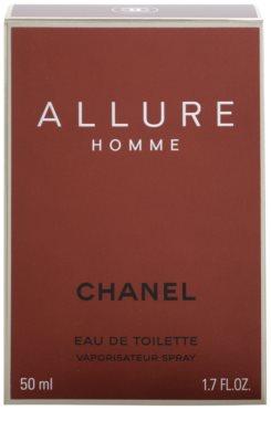 Chanel Allure Homme Eau de Toilette für Herren 4