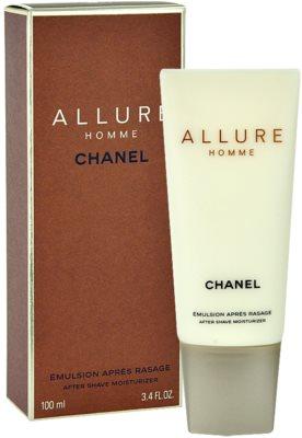 Chanel Allure Homme After Shave Balsam für Herren
