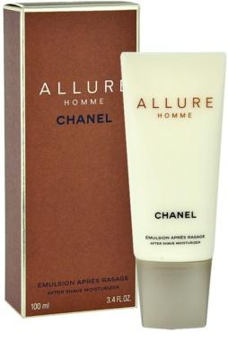 Chanel Allure Homme balsam po goleniu dla mężczyzn