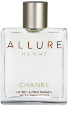 Chanel Allure Homme after shave para homens 1