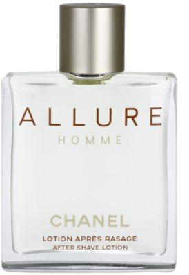 Chanel Allure Homme losjon za po britju za moške 1