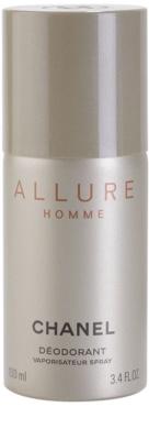 Chanel Allure Homme desodorante en spray para hombre