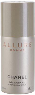 Chanel Allure Homme dezodorant w sprayu dla mężczyzn