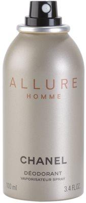 Chanel Allure Homme desodorante en spray para hombre 1