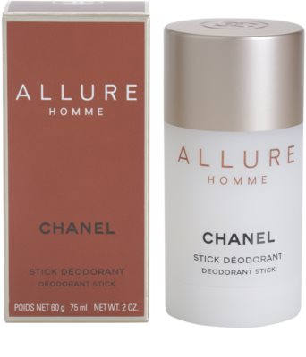 Chanel Allure Homme deostick pro muže