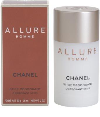 Chanel Allure Homme stift dezodor férfiaknak