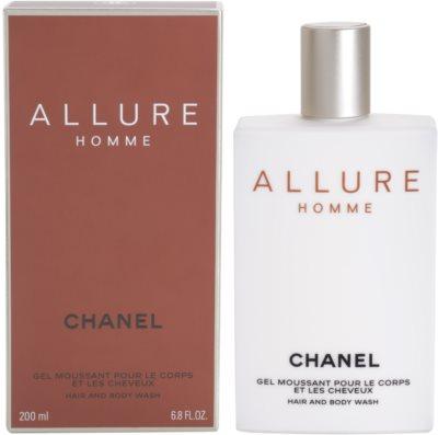Chanel Allure Homme Duschgel für Herren