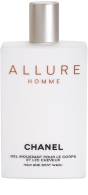 Chanel Allure Homme Shower Gel for Men 2