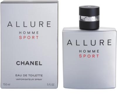 Chanel Allure Homme Sport woda toaletowa dla mężczyzn