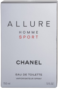 Chanel Allure Homme Sport тоалетна вода за мъже 4