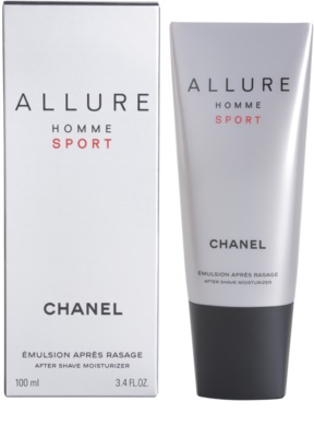 Chanel Allure Homme Sport bálsamo after shave para hombre