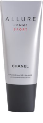 Chanel Allure Homme Sport bálsamo after shave para hombre 2
