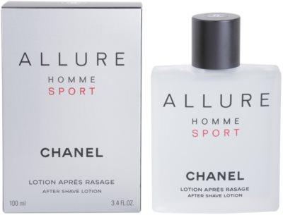 Chanel Allure Homme Sport woda po goleniu dla mężczyzn