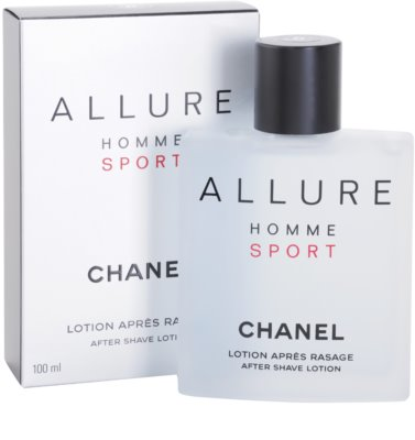 Chanel Allure Homme Sport after shave para homens 1