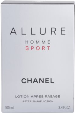 Chanel Allure Homme Sport after shave para homens 3