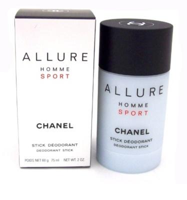 Chanel Allure Homme Sport desodorante en barra para hombre