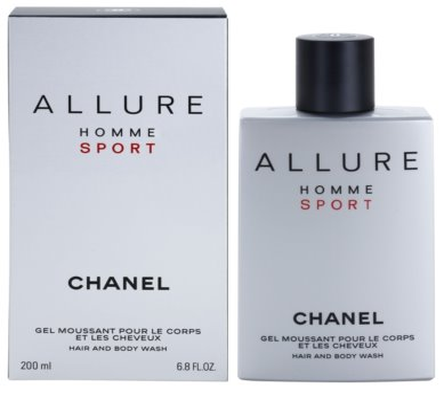 Chanel Allure Homme Sport gel de dus pentru barbati
