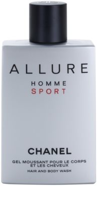 Chanel Allure Homme Sport sprchový gel pro muže 1