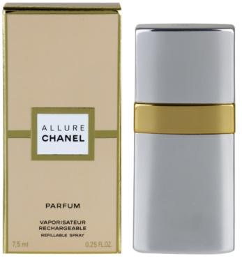 Chanel Allure parfém pro ženy  plnitelný
