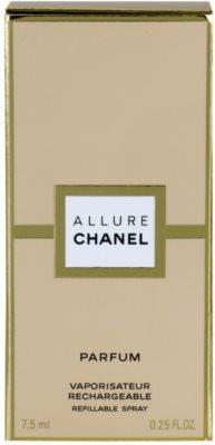 Chanel Allure perfumy dla kobiet  napełnialny 4