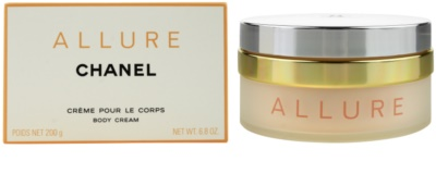 Chanel Allure creme corporal para mulheres