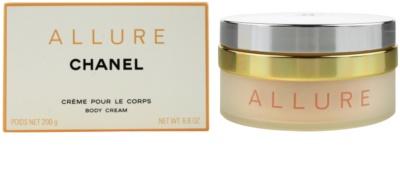 Chanel Allure telový krém pre ženy
